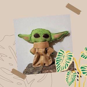 Star Wars Mandalorian Grogu-Baby Yoda